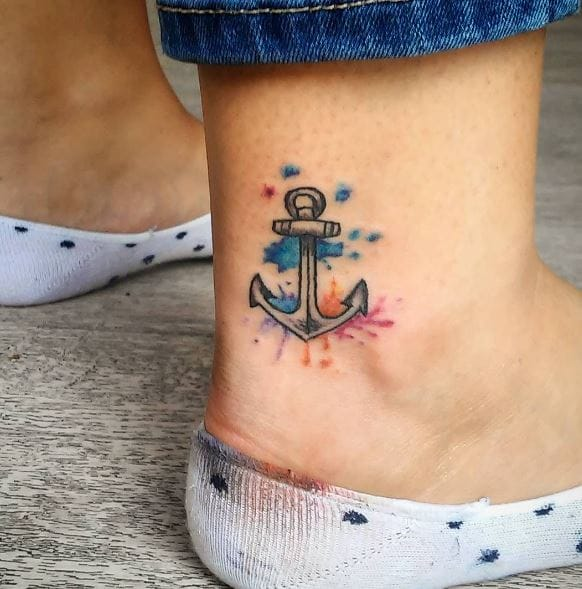 50 Unique Ankle Tattoos For Guys 2019 Tribal Designs