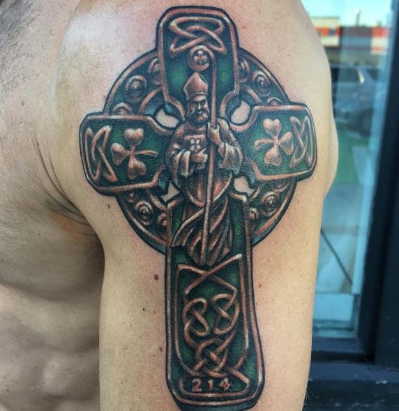 50 Irish Celtic Tattoos For Men 2019 Ancient Tribal Designs