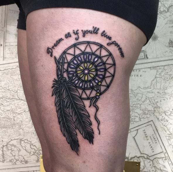 4425bb5ab3d67 Top 50 Cool Tattoos For Boys and Girls With Meaning (2018) | Tattoo ...