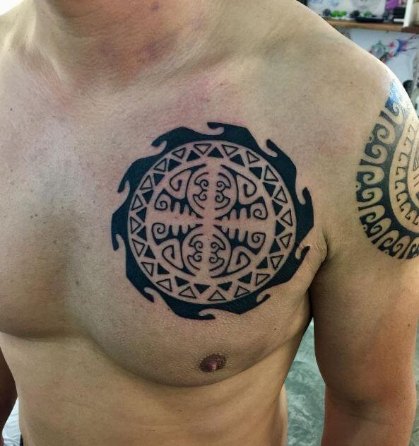 50+ Traditional Maori Tattoos Designs & Meanings (2019