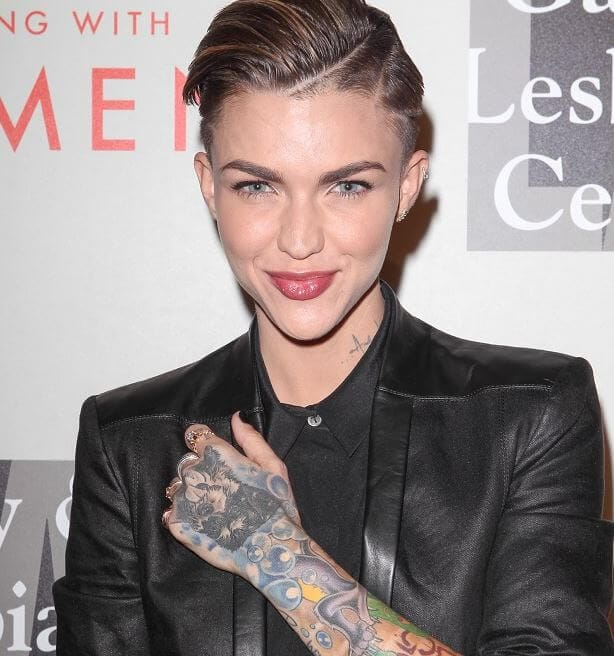 ba87fb0755f4a Complete List of Ruby Rose Tattoos with Meaning (50 Pictures ...