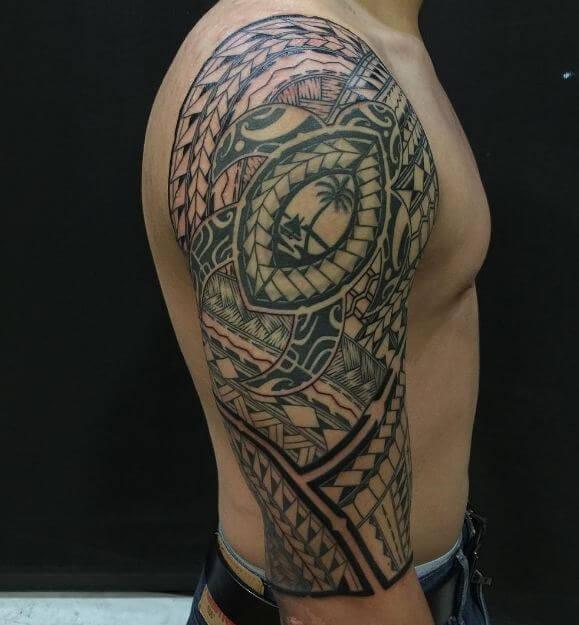 50 Best Tribal Tattoos For Men 2019 Arm Forearm Back