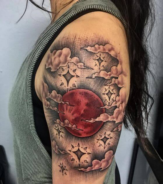 115 Unique Moon Tattoo Designs With Meaning 2019 Tattoosboygirl