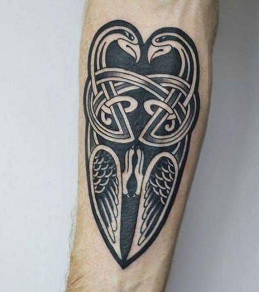 Celtic Tattoo On 21