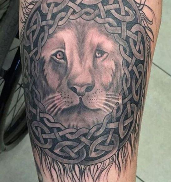 Celtic Tattoo On Arm 19