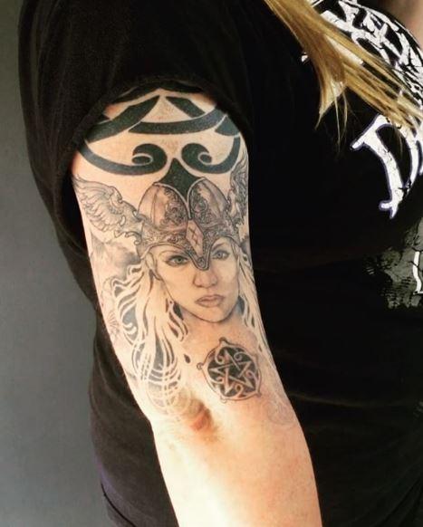 Celtic Tattoo On Arm 8