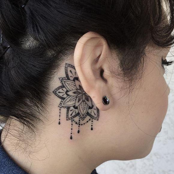 Mandala Tattoo 53