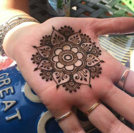 Henna Tattoo Images