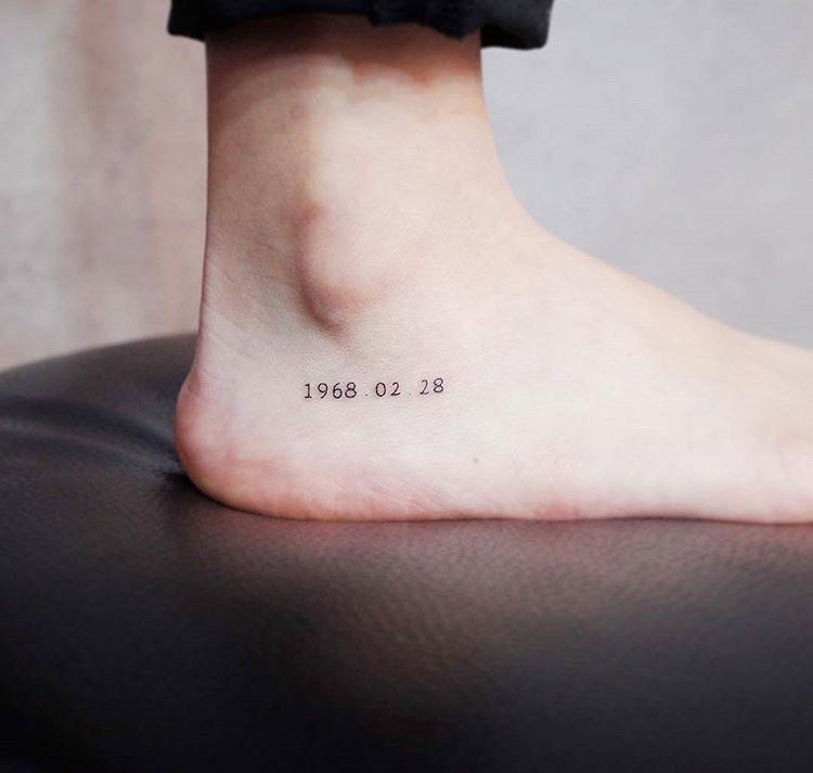 Latitude And Longitude Tattoo Ideas (10)