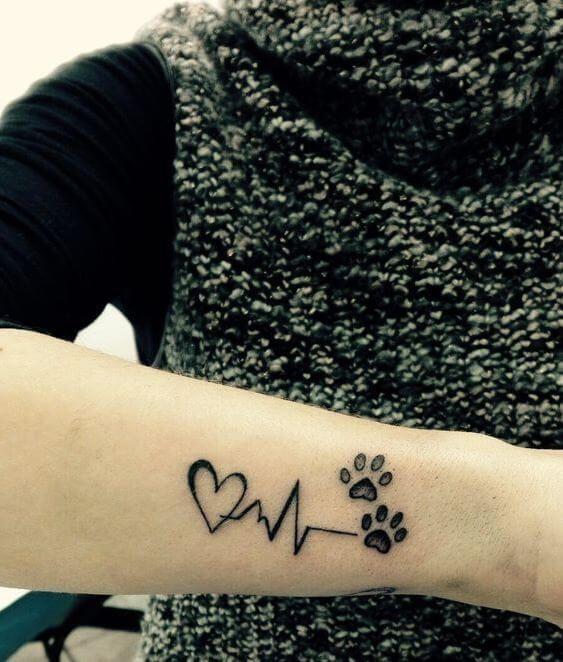 Latitude And Longitude Tattoo Ideas (13)
