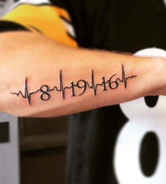 Latitude And Longitude Tattoo Ideas (2)