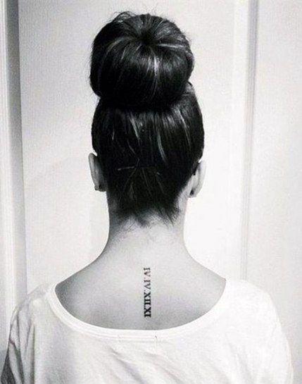 Latitude And Longitude Tattoo Ideas (5)