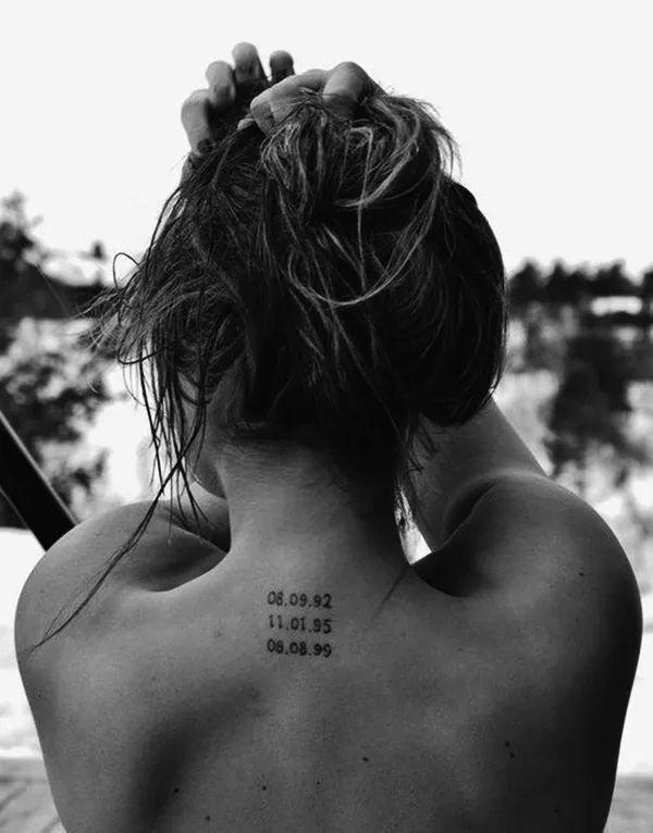 Latitude And Longitude Tattoo Ideas (7)