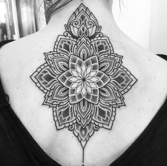 Mandala Flower Tattoo Meaning