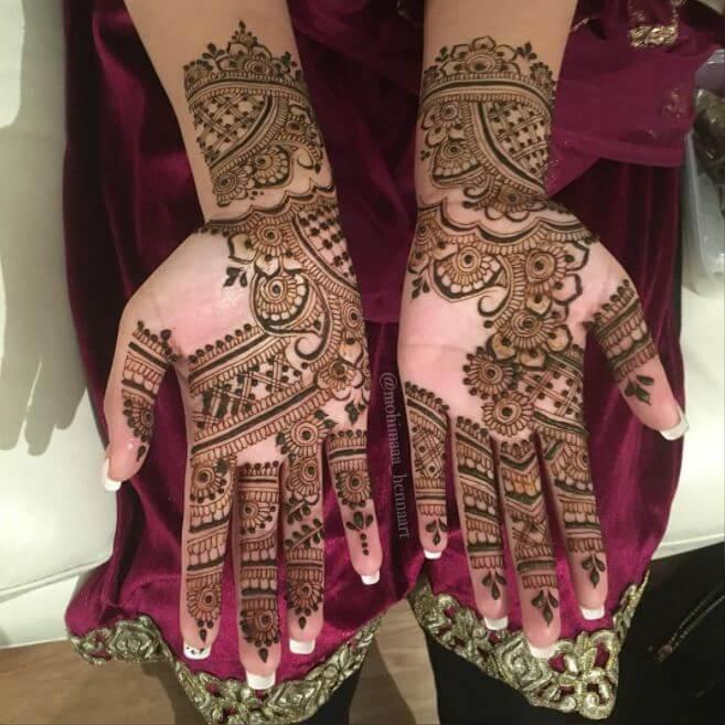 Mandala Tattoo Wrist