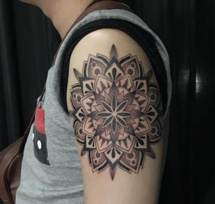 Meaning Of Mandala Tattoo
