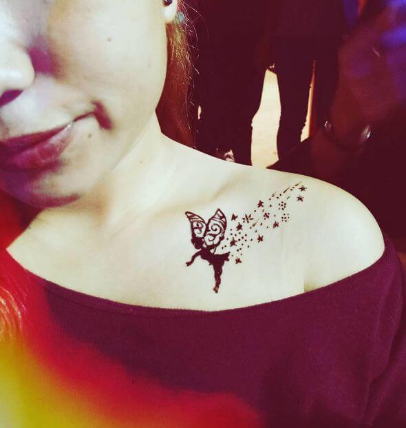 Pretty Henna Tattoos