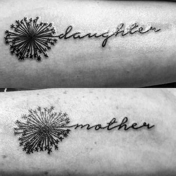 Son And Daughter Tattoo (1)