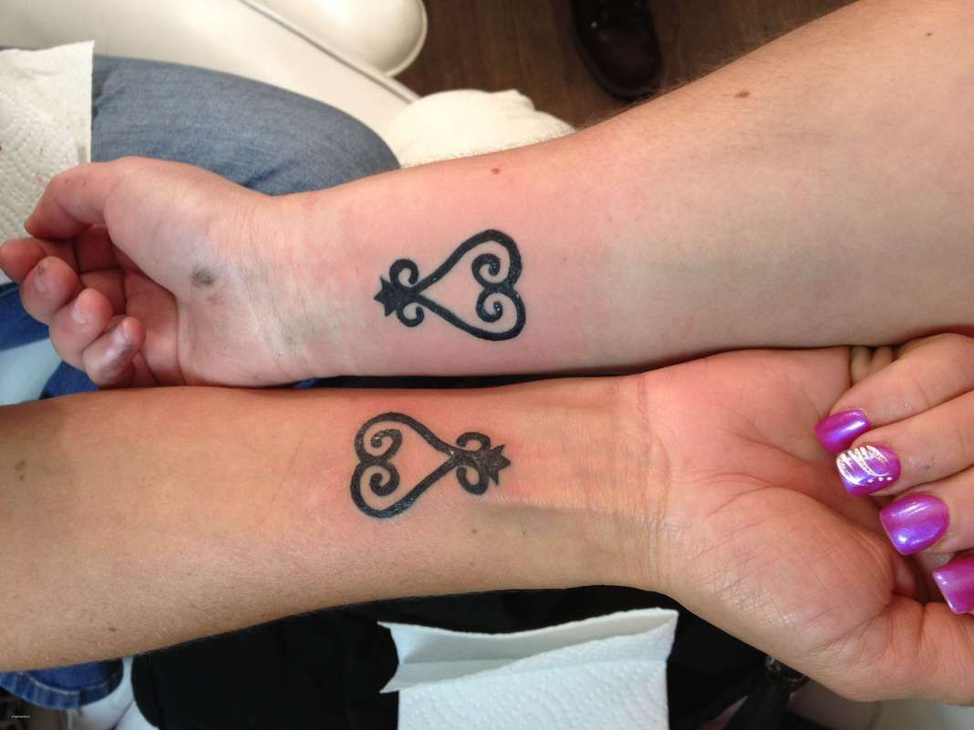 Son And Daughter Tattoo (10)