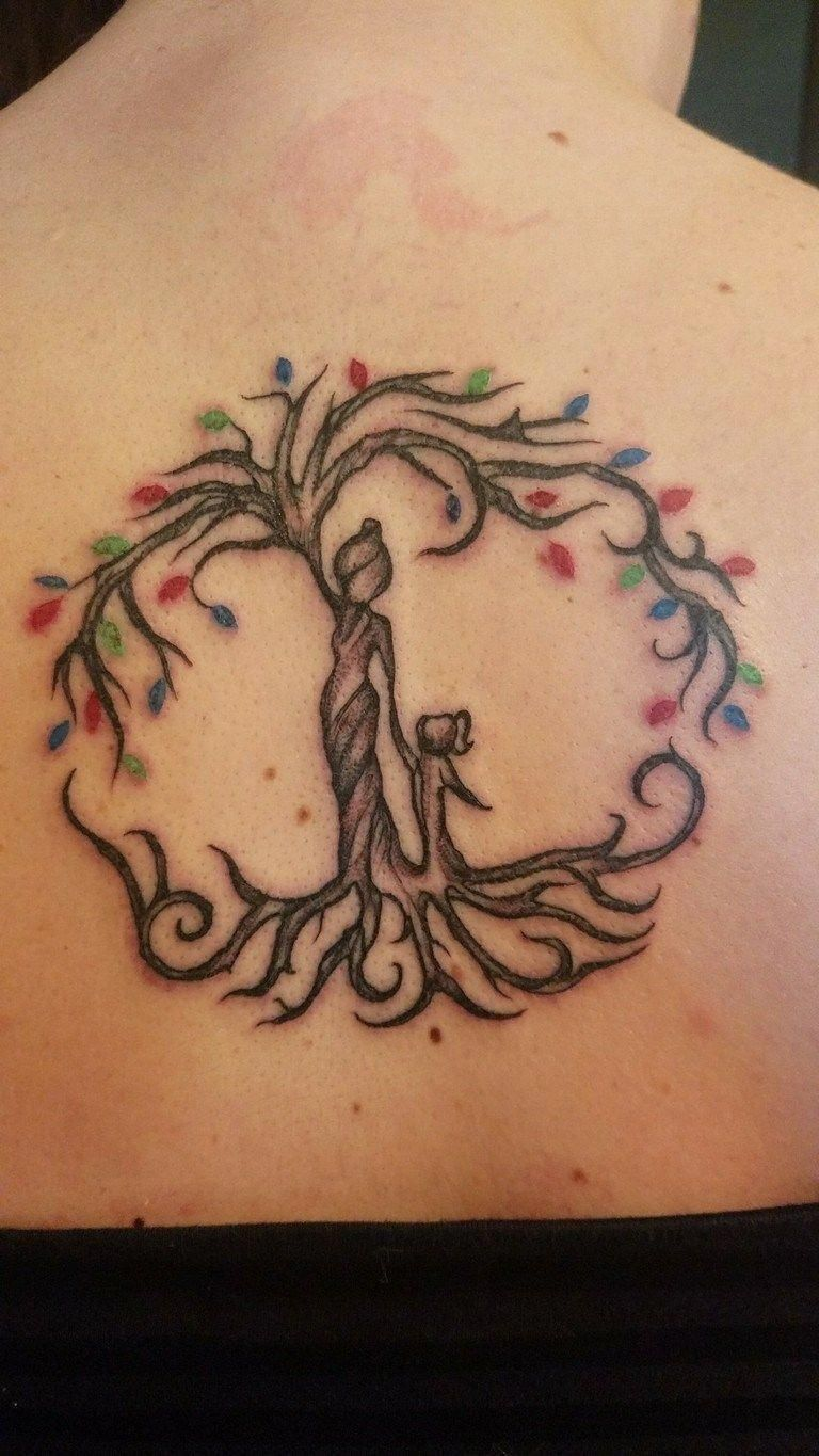Tattoo For Moms With Meaning (5)