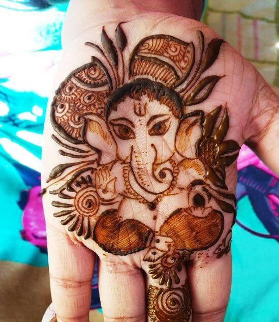 Unique Henna Tattoos