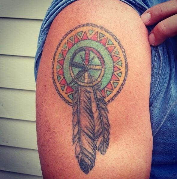 Native American Symbol Tattoos