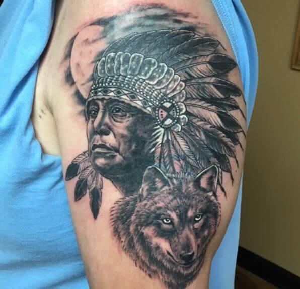 Native American Tattoo Ideas