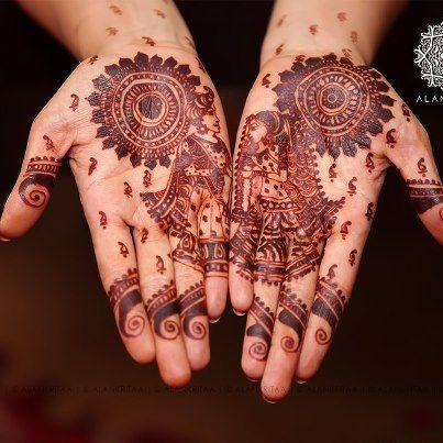 180+ Best Rajasthani Bridal Mehndi Designs for Full Hands