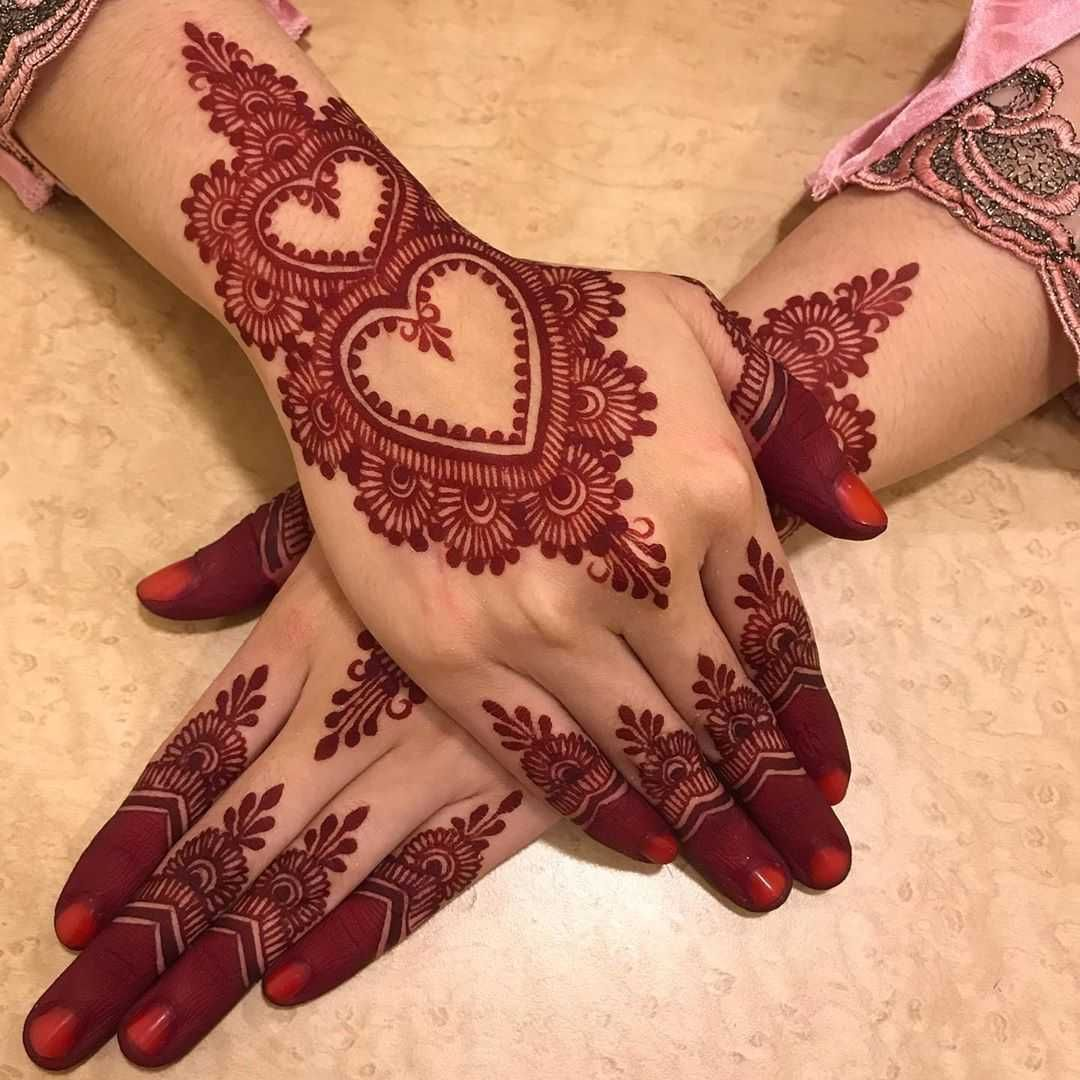 260 New Style Arabic Mehndi Designs For Hands 2019 Free