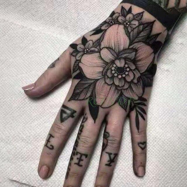 Hand tattoo vorlagen männer