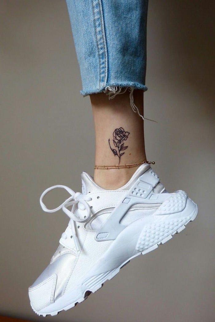 Tattoo mann klein unterarm Tattoo Klein