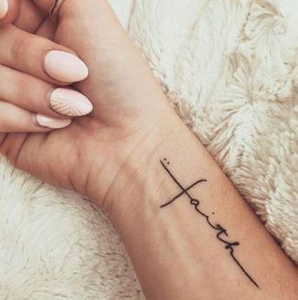 Tattoo spruch mann