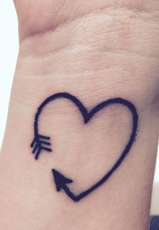 Vorlagen liebe tattoo Tattoos mit