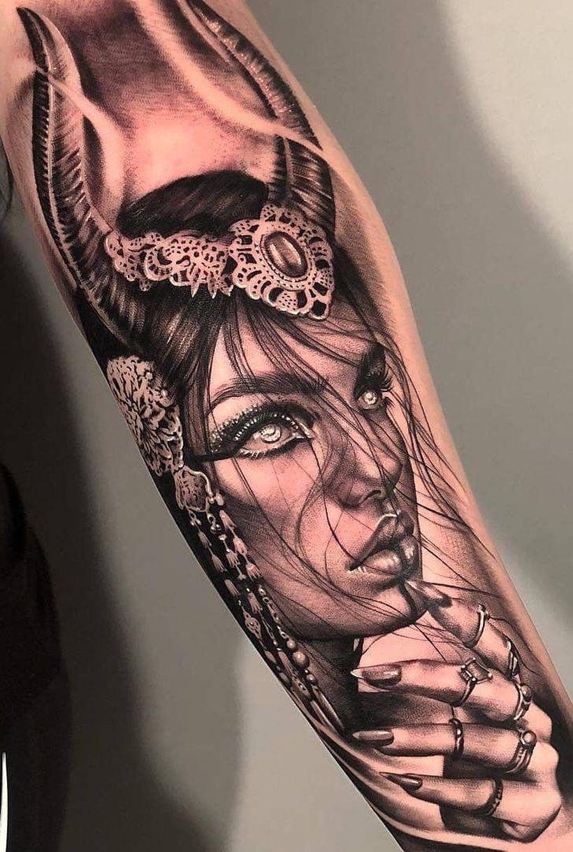 Arm bilder tattoo frauen 25 Tattoo