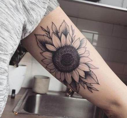 Small Simple Bull Tattoo Designs (169)