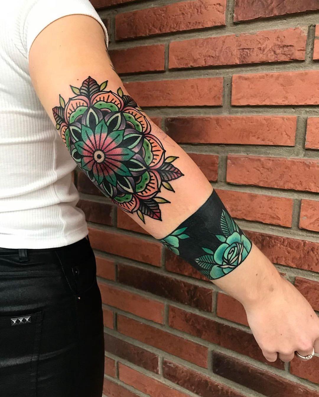 Small Simple Bull Tattoo Designs (2)