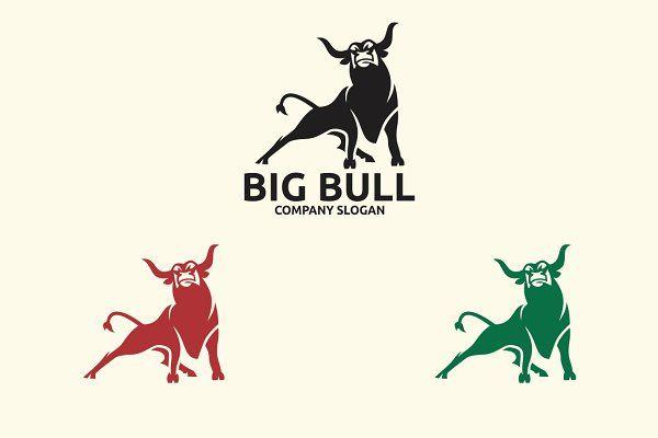 Small Simple Bull Tattoo Designs (215)