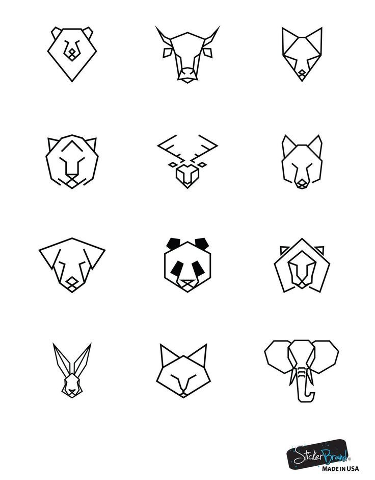 Small Simple Bull Tattoo Designs (35)