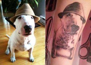 Small Simple Bull Tattoo Designs (4)