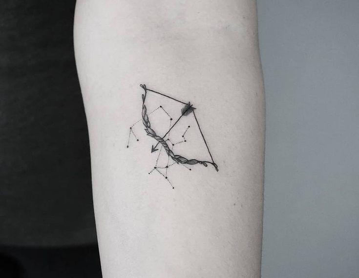 Sagittarius Horoscope Zodiac Sign Symbol (158)