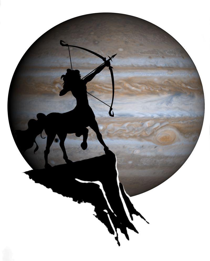 Sagittarius Horoscope Zodiac Sign Symbol (70)