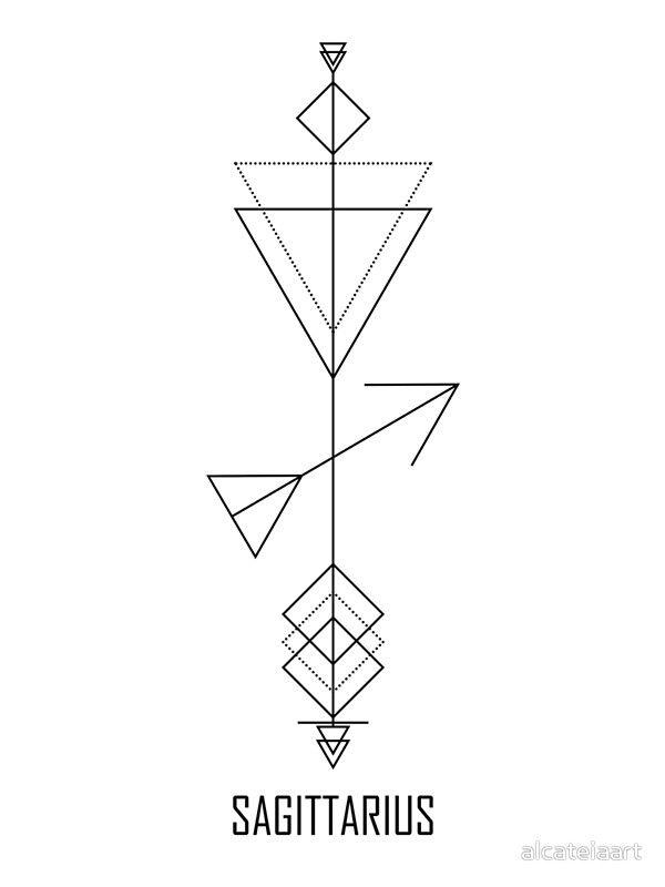Sagittarius Horoscope Zodiac Sign Symbol (82)