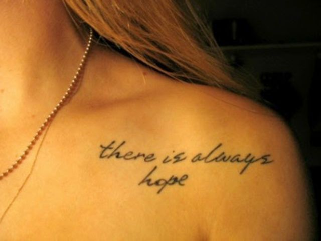 Small Simple Blessing Tattoo Designs (11)