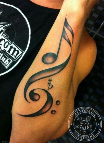 Small Simple Blessing Tattoo Designs (139)
