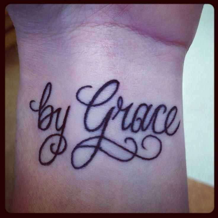 Small Simple Blessing Tattoo Designs (61)