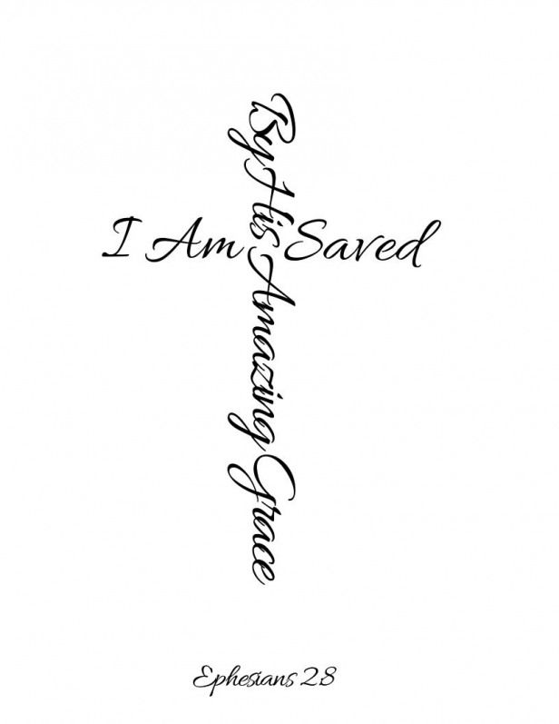 Small Simple Blessing Tattoo Designs (7)