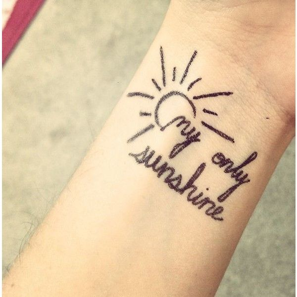 Small Simple Blessing Tattoo Designs (8)