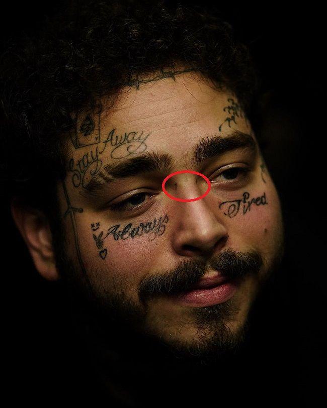 51 Teardrom Tattoo