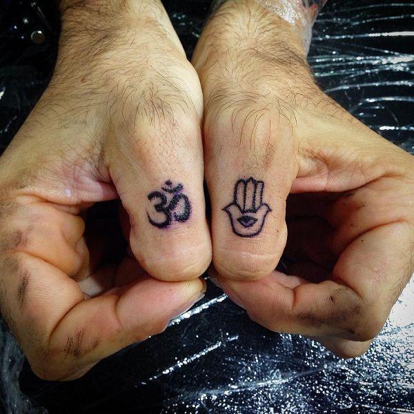 Om Tattoo Designs 44