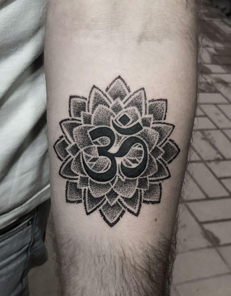 Om Tattoo Designs 54